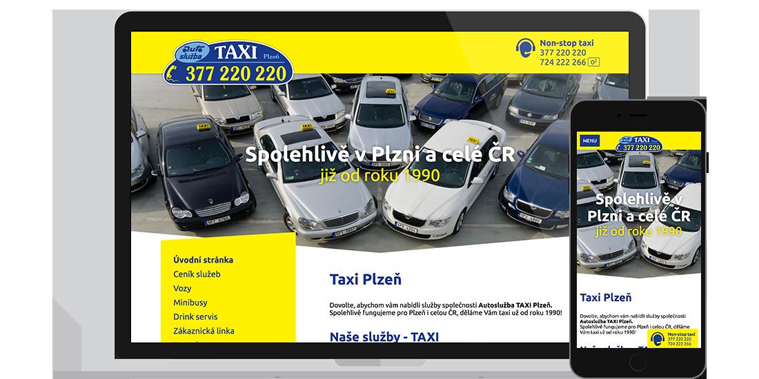 Autoslužba Taxi