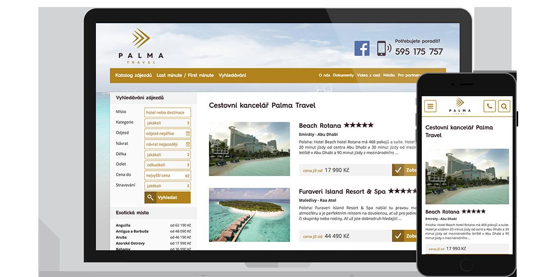 Palma travel