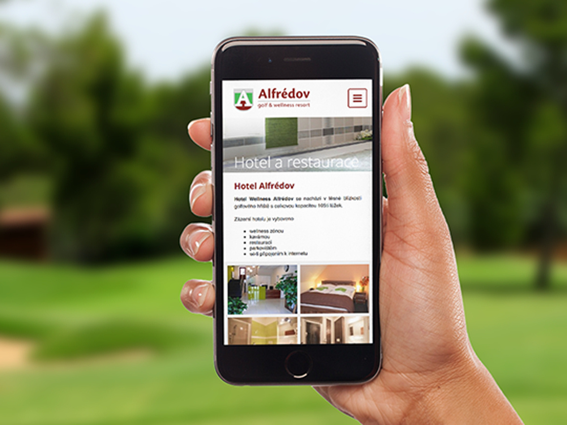 Alfrédov - golf & wellness resort
