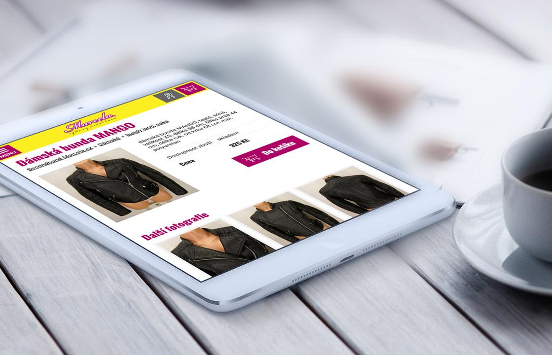 Marcela - výběrové oblečení a doplňky