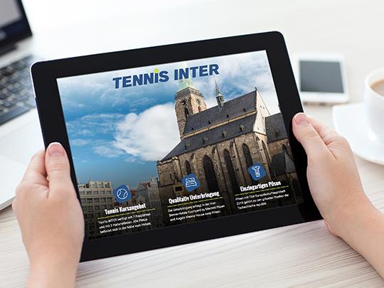 Tenisová škola Tennis INTER
